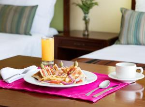 Hotel Francia Aguascalientes, Hotel  Aguascalientes - big - 21