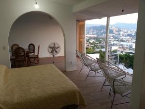 Casa Horizonte Azul Acapulco, Дома для отпуска  Акапулько - big - 15