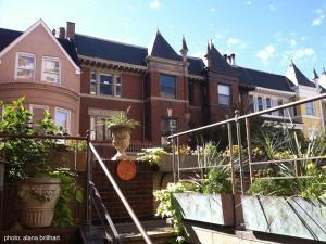 The Mansion on O Street, Отели  Вашингтон - big - 42