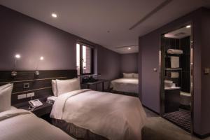 Yi Su Hotel-Taipei Ningxia, Szállodák  Tajpej - big - 29
