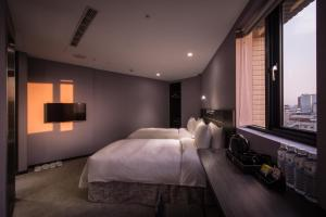 Yi Su Hotel-Taipei Ningxia, Szállodák  Tajpej - big - 31