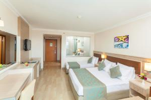 Narcia Resort Side - Ultra All Inclusive, Курортные отели  Сиде - big - 5