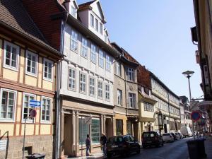 Apartment Quedlinburg I, Apartments  Quedlinburg - big - 35