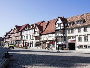 Apartment Quedlinburg I, Apartmány  Quedlinburg - big - 24