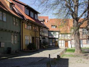 Apartment Quedlinburg I, Apartmány  Quedlinburg - big - 26