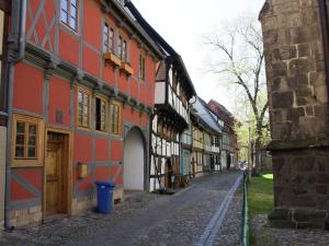 Apartment Quedlinburg IV, Ferienwohnungen  Quedlinburg - big - 26