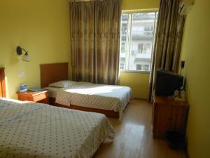 Yangshuo Travellers Land Youth Hostel, Хостелы  Яншо - big - 4