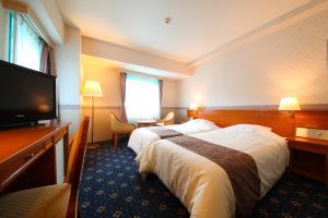 Hotel Seawave Beppu, Hotely  Beppu - big - 12