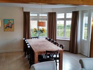 Villa Schelp en Strand, Vily  Knokke-Heist - big - 31