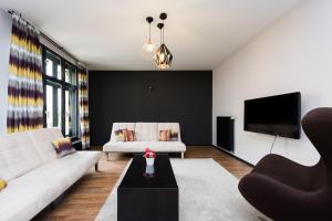 EMPIRENT Mucha Apartments, Apartmány  Praha - big - 12