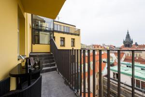 EMPIRENT Mucha Apartments, Apartmány  Praha - big - 16