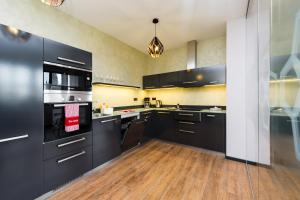 EMPIRENT Mucha Apartments, Apartmány  Praha - big - 18