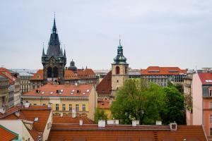 EMPIRENT Mucha Apartments, Apartmány  Praha - big - 30
