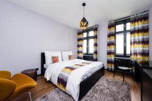 EMPIRENT Mucha Apartments, Apartmány  Praha - big - 41