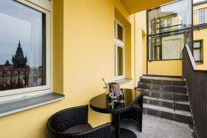 EMPIRENT Mucha Apartments, Apartmány  Praha - big - 43