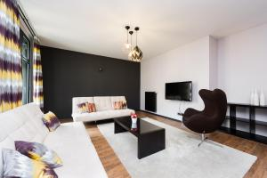 EMPIRENT Mucha Apartments, Apartmány  Praha - big - 47