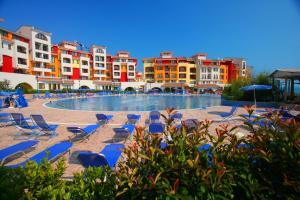 Bulgarienhus Marina apartments, Apartments  Aheloy - big - 39