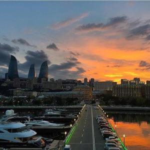 AZADLIG Street 3, Apartmány  Baku - big - 2