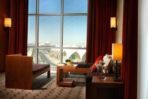 Suite Premium med utsikt over marinaen