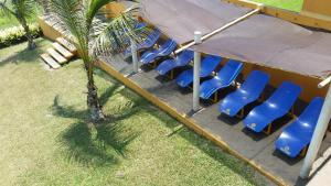 Hotel y Balneario Playa San Pablo, Отели  Monte Gordo - big - 241