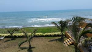 Hotel y Balneario Playa San Pablo, Отели  Monte Gordo - big - 243