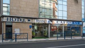 Hotel Ms Boiro (Sampedro)