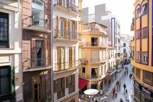 Suncity Loft Especerías 2, Ferienwohnungen  Málaga - big - 35
