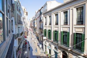 Suncity Loft Especerías 2, Ferienwohnungen  Málaga - big - 9