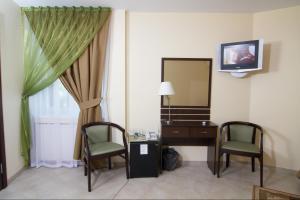 MDK Hotel, Hotel  San Pietroburgo - big - 32