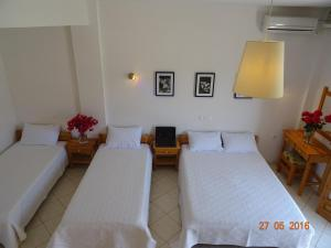 Ionian View, Apartments  Himare - big - 8