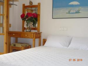 Ionian View, Apartments  Himare - big - 10