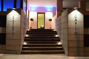 Aparthotel Capitol, Residence  Grado - big - 58
