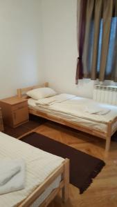 New Airport Apartments, Apartmány  Belehrad - big - 32
