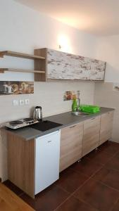 New Airport Apartments, Apartmány  Belehrad - big - 39
