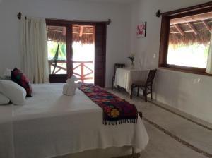 Hotel Casa Iguana Holbox, Hotely  Holbox Island - big - 3