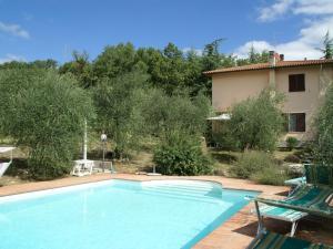 Il Crocino Di Lecchi Verde, Apartmány  San Sano - big - 36
