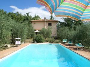 Il Crocino Di Lecchi Verde, Apartmány  San Sano - big - 37