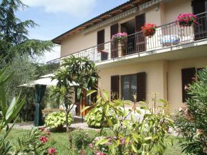 Il Crocino Di Lecchi Verde, Apartmány  San Sano - big - 38