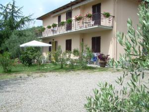 Il Crocino Di Lecchi Verde, Apartmány  San Sano - big - 40