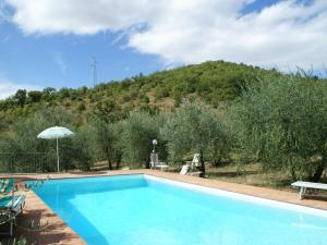 Il Crocino Di Lecchi Verde, Apartmány  San Sano - big - 31