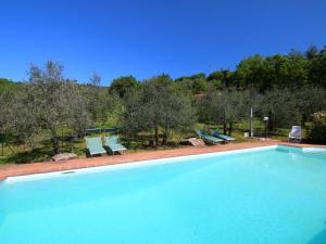 Il Crocino Di Lecchi Verde, Apartmány  San Sano - big - 30