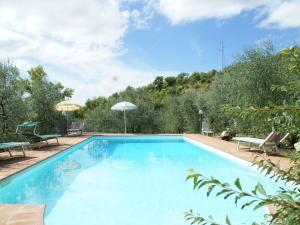 Il Crocino Di Lecchi Verde, Apartmány  San Sano - big - 17