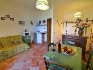 Il Crocino Di Lecchi Verde, Apartmány  San Sano - big - 8