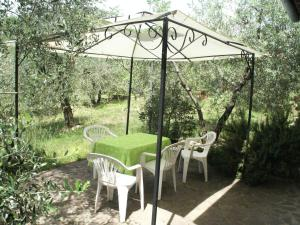 Il Crocino Di Lecchi Verde, Apartmány  San Sano - big - 23
