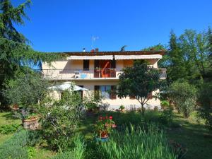 Il Crocino Di Lecchi Torre, Holiday homes  San Sano - big - 38