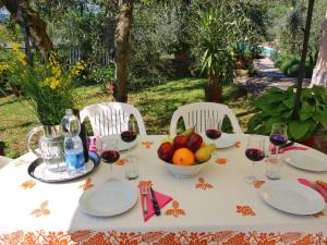 Il Crocino Di Lecchi Torre, Holiday homes  San Sano - big - 27