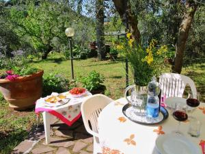 Il Crocino Di Lecchi Torre, Holiday homes  San Sano - big - 26