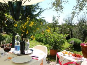 Il Crocino Di Lecchi Torre, Holiday homes  San Sano - big - 23
