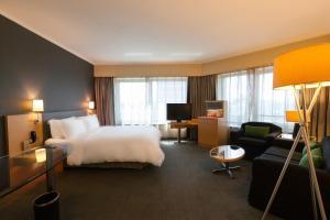 Pokoj Penta Plus s manželskou postelí velikosti King