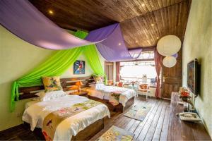 Shanshui taoyuan Inn, Penzióny  Lijiang - big - 18